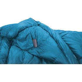 Grüezi-Bag Biopod DownWool Ice 175 Sleeping Bag Women Ice Blue